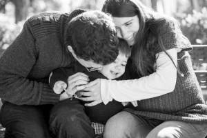 Fotografía de familia y premamá en Cádiz