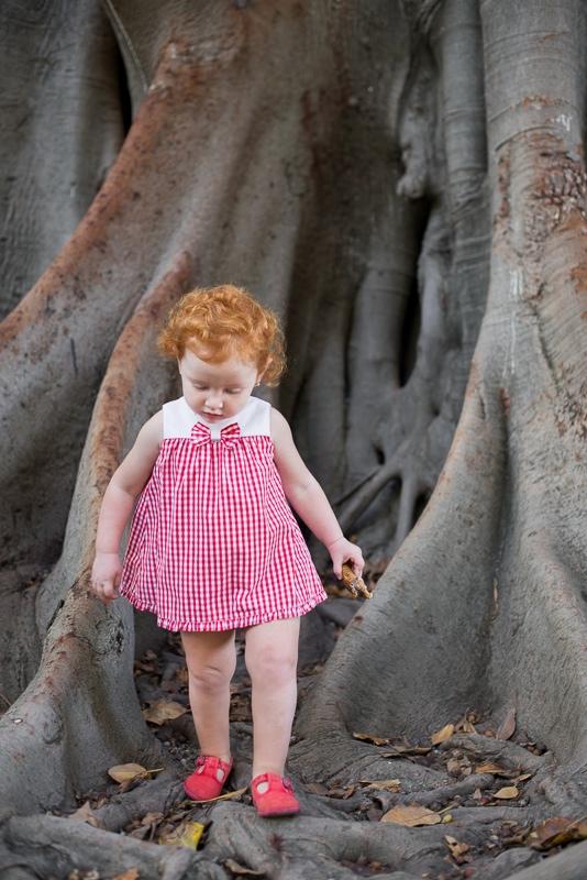 Fotógrafo de niños original en Cádiz