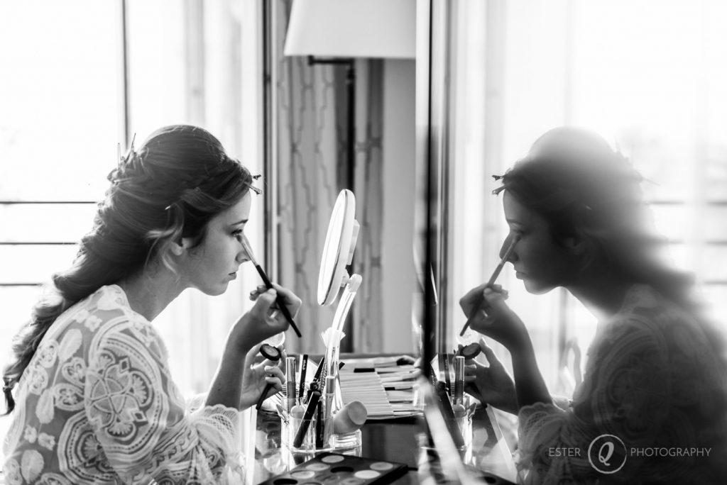 Fotógrafo de boda creativa en el Parador de Ceuta
