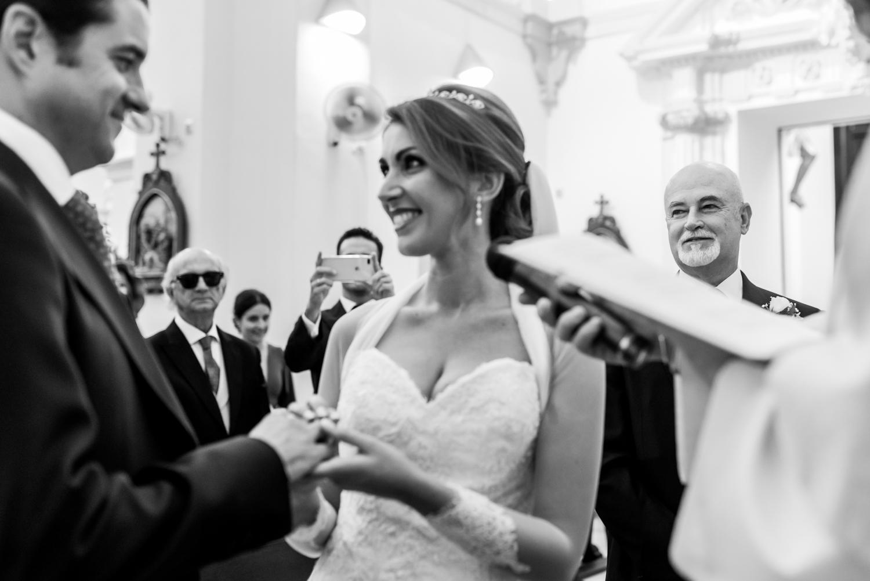 Padre de la novia iglesia Ceuta