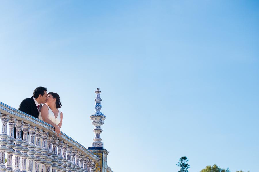 Fotógrafo de boda creativo en Ceuta