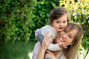 Fotografía de familia en Ceuta