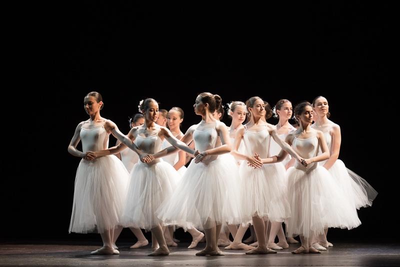 Bailarinas de ballet clásico