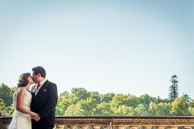 Fotógrafo de boda romántico y creativo en Ceuta