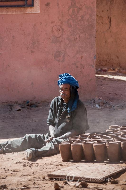 """Viaje a Marruecos Tamegroute Zagora """" تمكروت."""