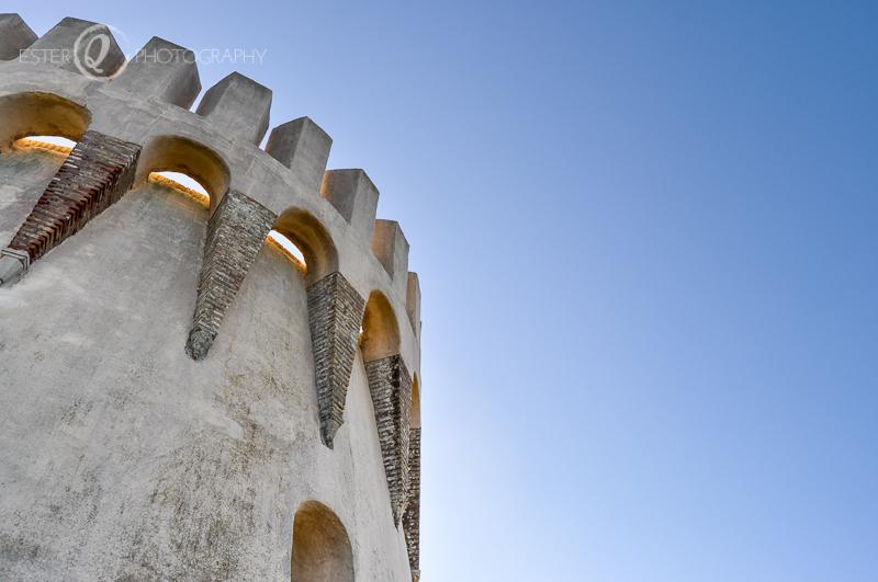 Detalle del fuerte Francisco de Asís Ceuta-5