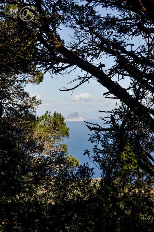Vista de Gibraltar desde Ceuta-18