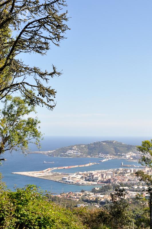 Vista panorámica de Ceuta-15
