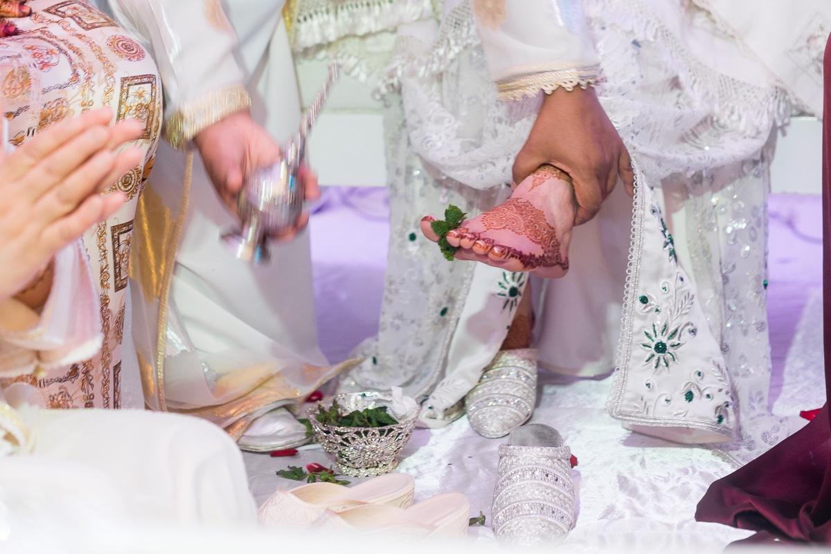 Primer día boda musulmana en Ceuta