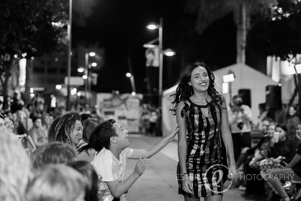 Desfiles de moda de la semana del comercio de Ceuta organizados por la cámara de comercio