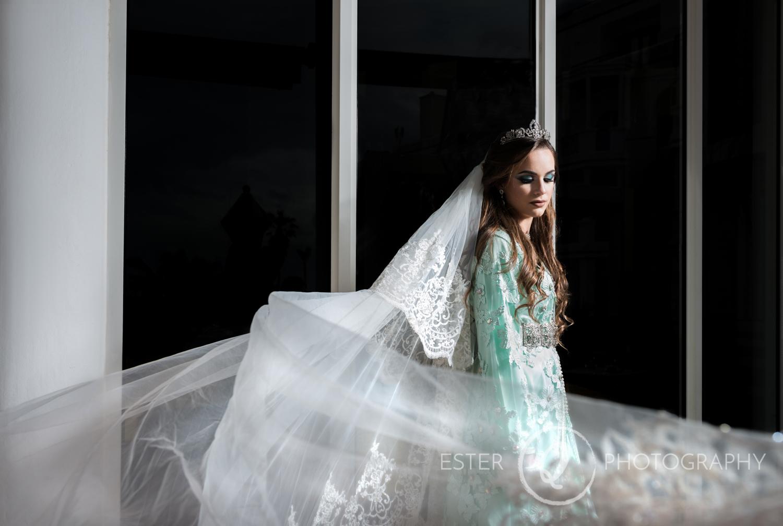 Fotógrafa de boda musulmana en Ceuta