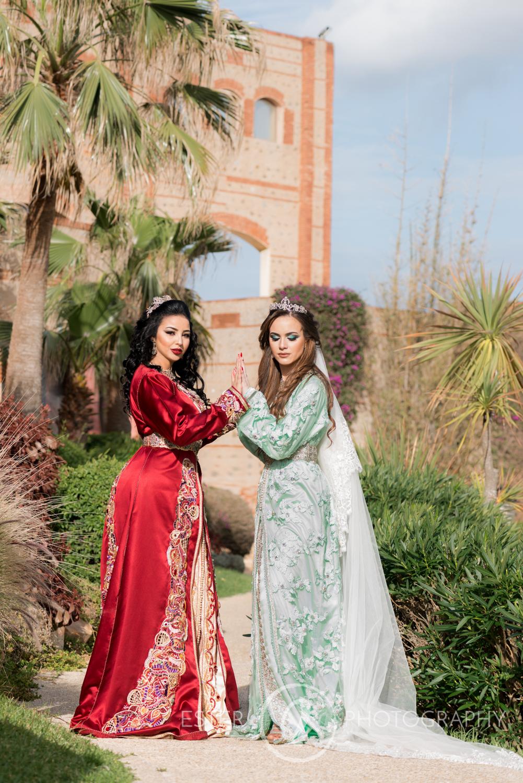 Fotógrafo de boda mujer para boda musulmana en Ceuta