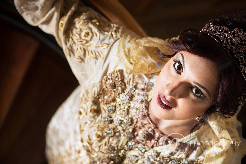 Moda nupcial en Ceuta y Marruecos con la fotógrafa de boda Ester Q