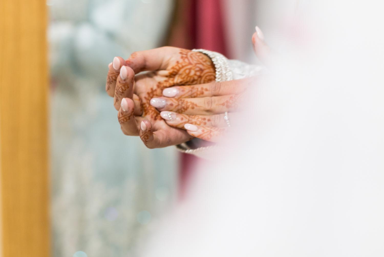 Manicura y henna de novia moruna en Ceuta y Marruecos