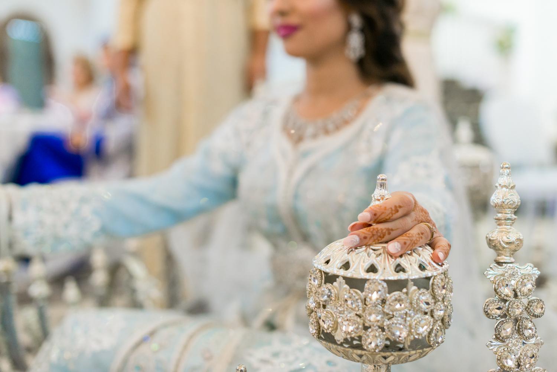 Reportaje de boda musulmana con fotógrafa de detalles y calidad artística