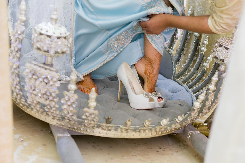 Fotógrafa de boda moruna en Ceuta con estilo artístico